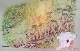 denali national park map december 31 denali part one nan miller times