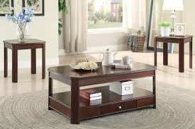 3 Piece Living Room Table Sets Coffee Tables Side Tables U2013 West Coast Furniture Outlet Store