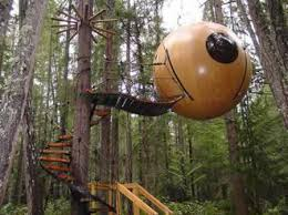 cool tree house 10 most awesome tree houses oddee