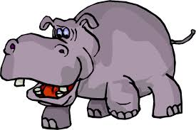 fun2draw thanksgiving how to draw cartoons cute baby hippo easy drawings fun2draw