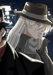vermouth detective conan detective conan gin ginsherry pinterest kaito magic