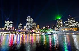 brisbane festival city of lights santos laser lights flickr