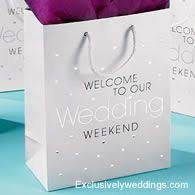 wedding hotel gift bags wedding reception gift bag ideas lading for