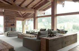 chalet 2010 rustic modern home beautiful interiors