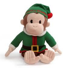 curious george ornament shop plush toys stuffed animals