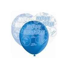 birthday balloons for men blue glitz archives r design party