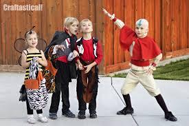 Aang Halloween Costume Craftastical Halloween
