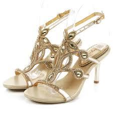 wedding shoes gold color online shop 2016 summer new fashion wedding shoes gold color thin