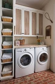 Ideas For Laundry Room Storage by Top 25 Best Small Laundry Rooms Ideas On Pinterest Laundry Room