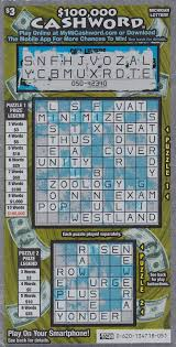 Lottery Instant Wins - isabella county man wins 100k on scratch off cashword michigan