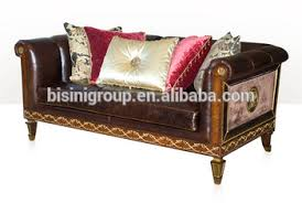 vintage victorian style sofa antique victorian style two seat leather sofa with gold foil royal