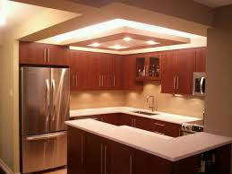 interior modern flush mount kitchen ceiling lights with glasses