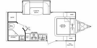 Floor Plan Finder 2013 Cruiser Rv Fun Finder Series M 210 Uds Specs And Standard