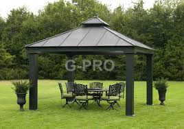 Outdoor Patio Gazebo 12x12 by Outdoor Gazebo 12x12 Backyard Landscaping Photo Gallery