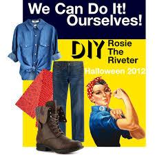 rosie the riveter costume diy rosie the riveter costume diy costumes
