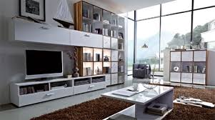 Built In Living Room Furniture Contemporary Rimobel Duo Living Room Storage System In 7 Colour