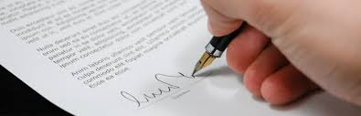 Is A Letter Of Intent Binding by What Is The Letter Of Intent Read This Before Signing A Sports