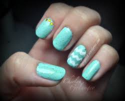 spring time colors everything nail art