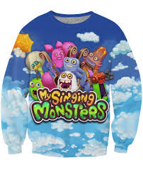 My Singing Monsters Halloween Costumes Rageon World U0027s Largest All Over Print Online Store