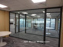 bureau vitre cloison vitre bureau cloison amovible de bureau frais vitrace open