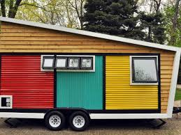 tiny house big living these itsy bitsy homes are feature packed wheels fire