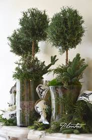 Mantel Topiaries - 47 best holiday décor images on pinterest atlanta planters and
