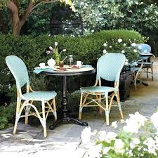 metal outdoor table and chairs french style outdoor furniture french vintage folding garden table