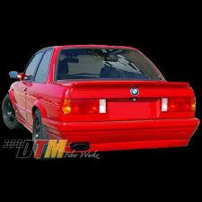 Bmw E30 Rear Valance Bmw E30 Brytn Style Rear Bumper