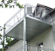 kosten balkon anbauen treppe aus polen treppen berechnung