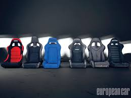 sport seat guide european car magazine