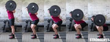 how to squat with proper form the definitive guide