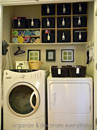 Decorating Laundry Room Walls by Organize Small Laundry Room Creeksideyarns Com