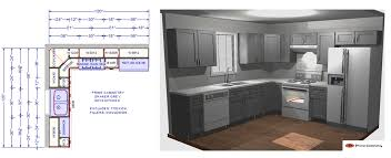 what does 10x10 cabinets what is a 10x10 kitchen