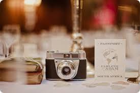 Vintage Camera Decor Of Vintage Camera Wedding Centerpieces 17