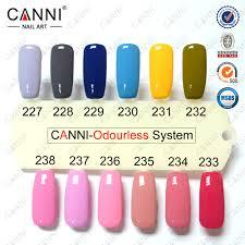 30917j wholesale high quality canni 238 colors uv neon color nail