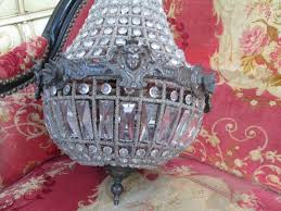Basket Chandeliers Lighting Antiques U0026 Furniture For Sale Auckland Nz