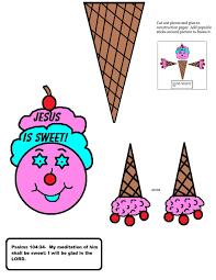 church house collection blog ice cream cone