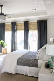 Bedroom Affordable Window Treatments Window Coverings For French