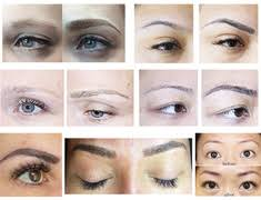 microblading eyebrow embroidery micropigmentation semi