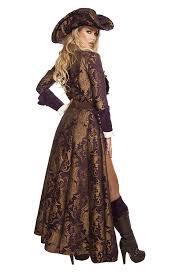 female pirate halloween costume amazon com roma costume women u0027s 6 piece decadent pirate diva