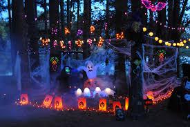 halloween laser lights campground halloween spooktaculars good sam camping blog