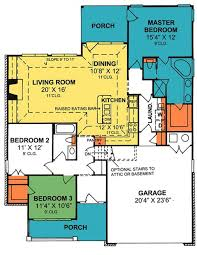 Country Style Homes With Open Floor Plans 606 Best House Plans To Show Mom Images On Pinterest House Floor