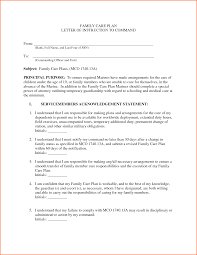 7 example of instruction letter budget template letter
