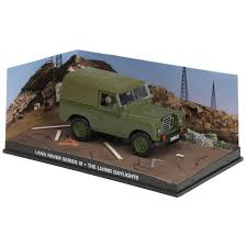 land rover truck james bond land rover 88 series iii the living daylights model cars hobbydb