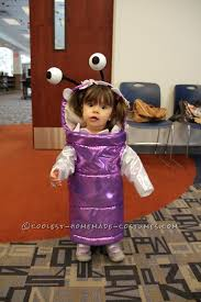 boo monsters character costumes