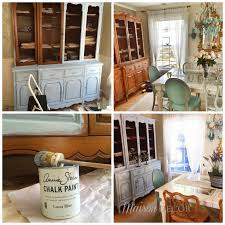 Home Design Before And After Before And After Chalk Paint Projects Diy Home Design Ideas