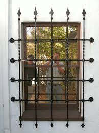 home window security bars window guards custom reed brothers security