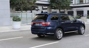 dodge durango 2017 dodge durango safety and security features