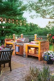 Outdoor Kitchen Island Kits Kitchen Stone Outdoor Kitchen Bbq Island Ideas Build Outdoor