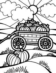 farmer basket fruit harvests coloring pages coloring sun